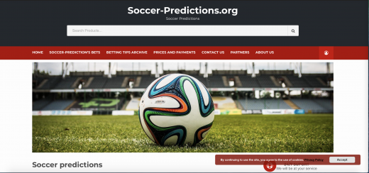 Soccer Predictions, bets dealers