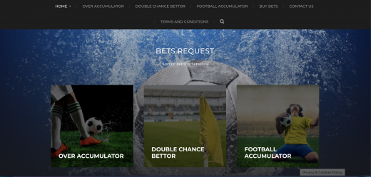 Bets Dealers, bets request,predictions