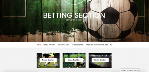 Bets Dealers,Betting Sections,tips